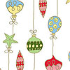 Merry Ornaments 7 x 18 inch Cellophane Bags