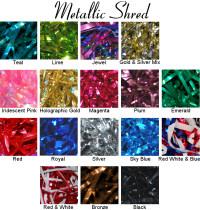 Shreds Metallic