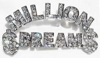 Million Dollar Dream Pin