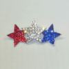 Red White And Blue Star Pin