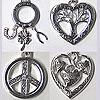 Symbols of Inspiration Keychain