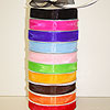 Organza Ribbon Rainbow of Colors 7/8 inch wide