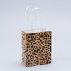 Party Paper Tote Bags Leopard