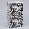 Party Paper Bags Zebra