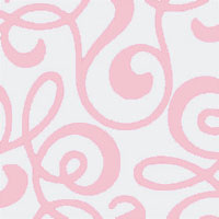 Light Pink Allegro Cellophane Roll 24 x 100