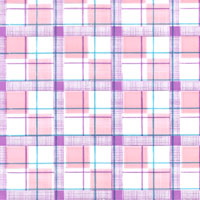 Pink and Purple Checks Cello Roll 24 x 50