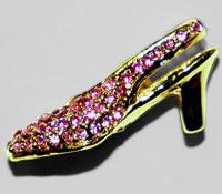 Pin Pink High Heel