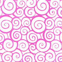 Pink Swirls Cello Roll 24 x 50