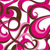 Pink Twist Cellophane Roll 24 x 100