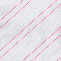 Pink and White Diagonal Lines Cello Roll 24 x 50
