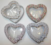 Fabric Heart Containers