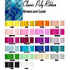 Classic Poly Ribbon 1 7/16  inches wide