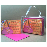 Purse Card #3 - Thinking of You