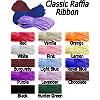 Classic Raffia Ribbon