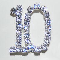 number 10 pin