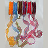 Sheer Ruffle Chiffon Ribbon