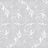 White Sassy Swirl Cellophane Roll 24 x 100