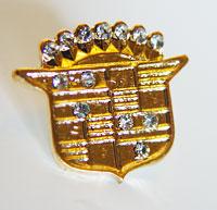 gold tac pin