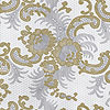 Lacy Design Silver and Gold Cello Roll 24 x 50