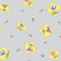 Southern Blooms Cellophane Roll 24 x 100