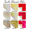 Sparkle Holographic Mylar Wrap