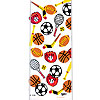 Sports Galore Bright 5 x 11 Cellophane Bags