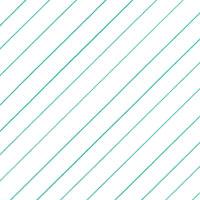 Teal Diagonal Stripes Cello Roll 24 x 50