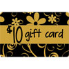10 Dollar Gold Gift Cards