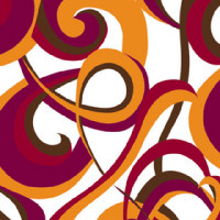 Warm Twist Cellophane Roll 24 x 100