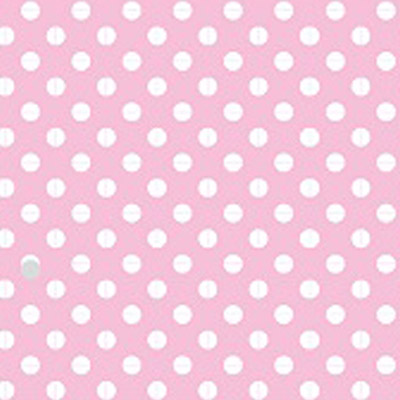 white dots cellophane bag