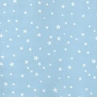 White Stars Cello Roll 24 x 50