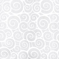 White Swirls Cello Roll 24 x 50