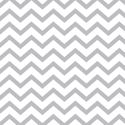 White Chevron 6 x 13 inch Cellophane Bags