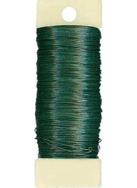 Florist Wire - Green 24 gauge