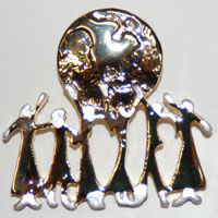 Women of the World Tac Pin