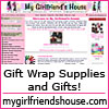 Gift Wrapping and Packaging Supplies at mygirlfriendshouse.com