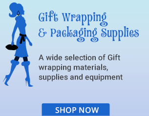 Gift Wrapping and Packaging Supplies
